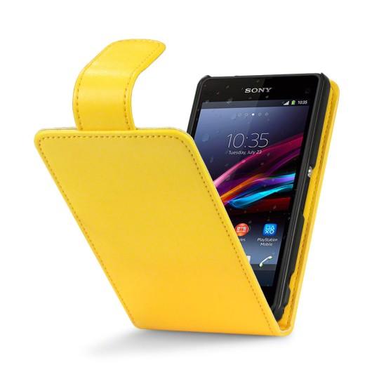Θήκη Sony Xperia Z1 Compact - Πορτοφόλι