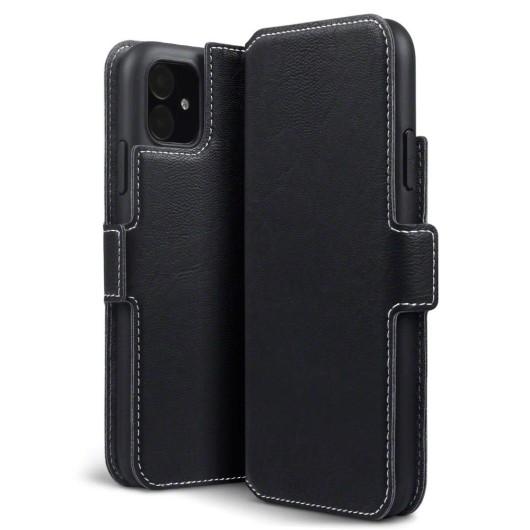 Terrapin Low Profile Θήκη - Πορτοφόλι iPhone 11 Pro - Black (117-129-006)