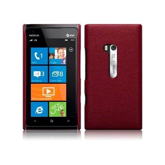 Κόκκινη Θήκη Nokia Lumia 900