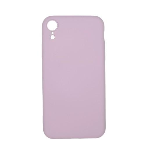 My Colors Original Liquid Silicon For iPhone XR Light Violet (200-107-865) (Default)