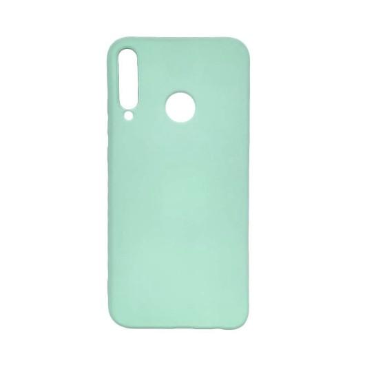 My colors Silicone Case για Huawei P40 Lite E Βεραμάν (200-108-248)