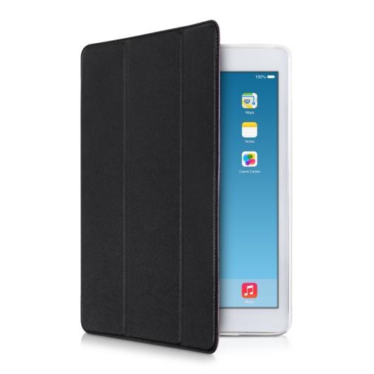 Θήκη-smart cover για Apple iPad Air 2 μαύρη