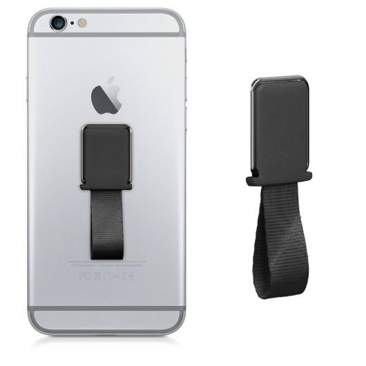 Universal Μαγνητικό Finger Holder - Βάση για Smartphone - Black