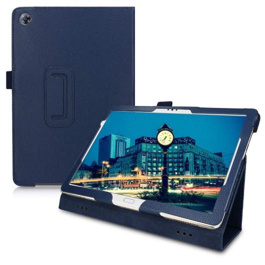 Θήκη-smart cover με stand για Huawei MediaPad Μ5 Lite 10 μπλε by KW (200-105-494)