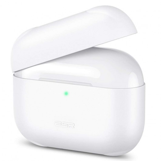ESR AirPods Pro Silicone Breeze Plus Case White