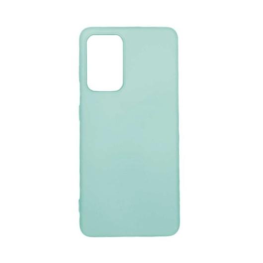 Θήκη σιλικόνης My Colors για Samsung Galaxy A52 Βεραμάν (200-108-246)