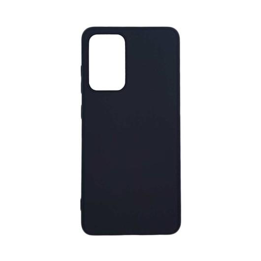 Θήκη σιλικόνης My Colors για Samsung Galaxy A52 Μαύρο (200-108-249)