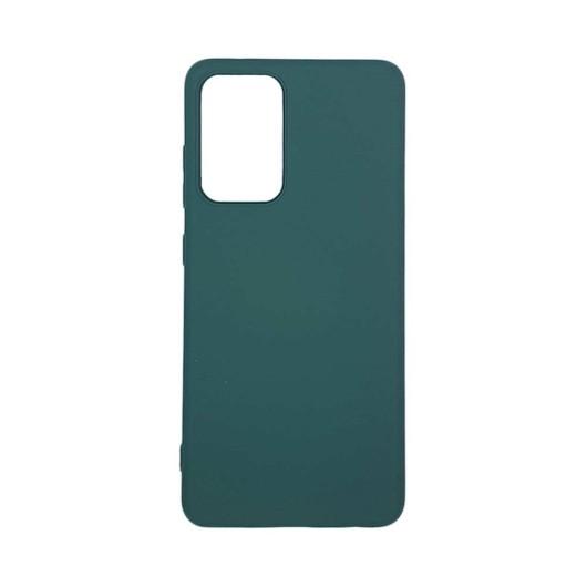 Θήκη σιλικόνης My Colors για Samsung Galaxy A52 Σκούρο πράσινο (200-108-244)