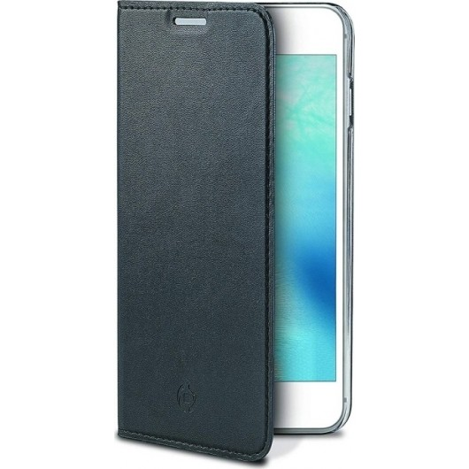Celly Air Θήκη - Πορτοφόλι iPhone 8/7 - Black (AIR800BK)