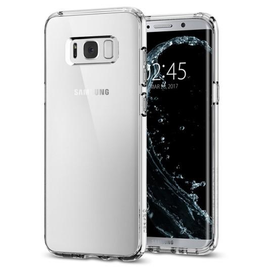 Spigen Galaxy S8+ Ultra Hybrid Crystal Clear (571CS21683) fcdb0e6fa02