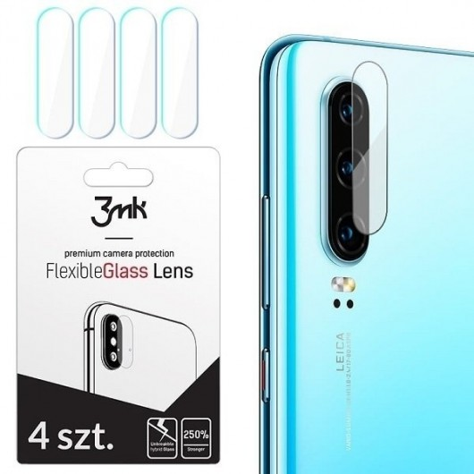 3MK Tempered Glass Camera Lens Xiaomi Mi9T (4-Pack) (200-104-709)
