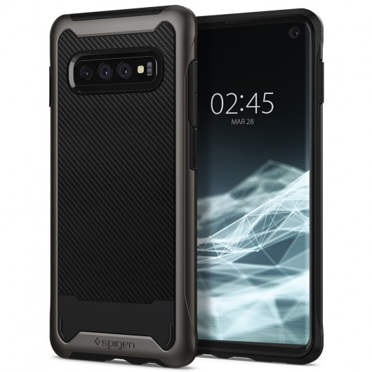 Spigen Galaxy S10 Hybrid NX Black (605CS25662)