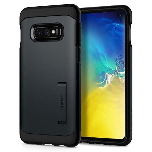 Spigen Galaxy S10e Slim Armor Metal Slate (609CS25922)