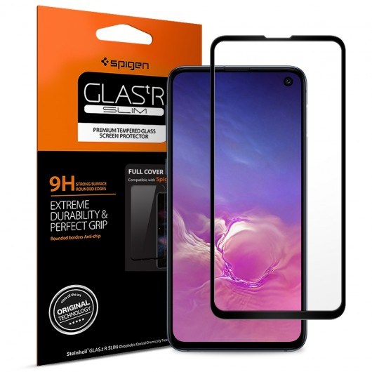 Spigen Galaxy S10e Screen Protector GLAS.tR SLIM (609GL26003)