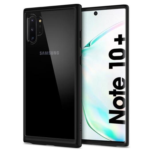 Spigen Galaxy Note 10+ Ultra Hybrid Matte Black (627CS27333)