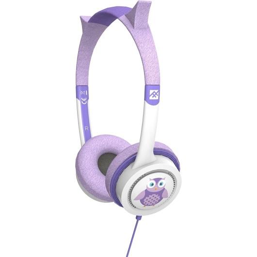 iFrogz Little Rockerz Costume Headphones - Ακουστικά Κεφαλής για παιδιά - Owl (IFLRCC-OW0)