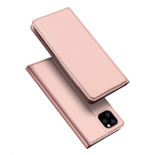 Duxducis Θήκη - Πορτοφόλι iPhone 11 Pro - Rose (200-104-703)