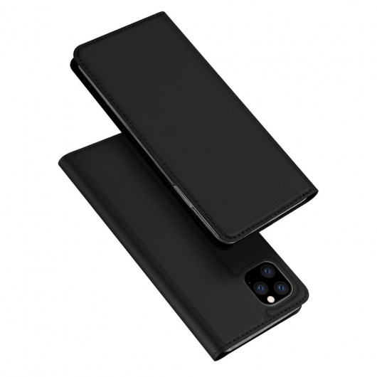 Duxducis Θήκη - Πορτοφόλι iPhone 11 Pro Max - Black (200-104-707)