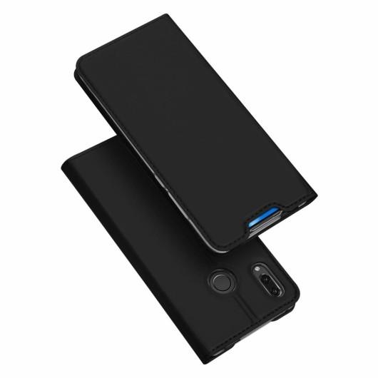 Duxducis Θήκη - Πορτοφόλι Huawei P Smart Z - Black (200-104-700)