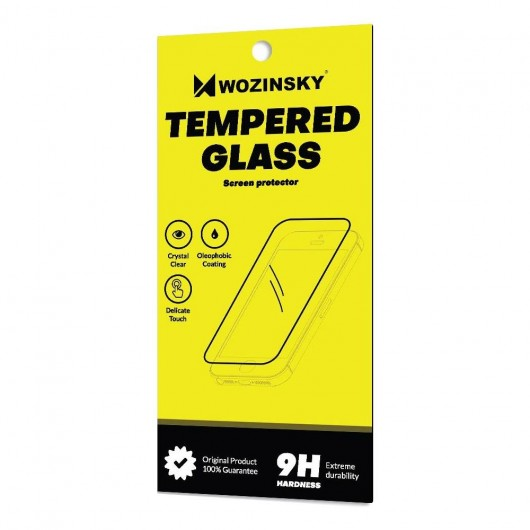 Wozinsky Tempered Glass - Αντιχαρακτικό Γυαλί Οθόνης για Xiaomi Mi 8