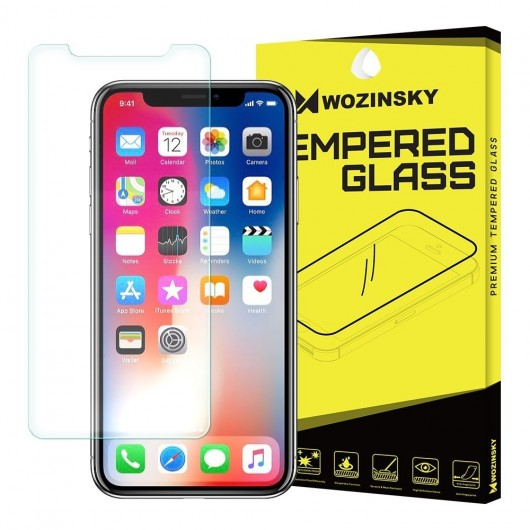 Wozinsky Tempered Glass - Αντιχαρακτικό Γυαλί Οθόνης για iPhone XR