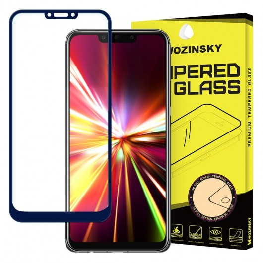 Wozinsky Full Cover Tempered Glass Blue για Huawei Mate 20 Lite