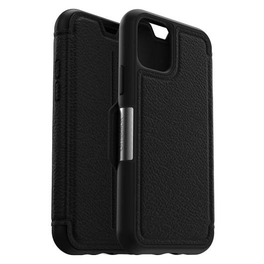 OtterBox iPhone 11 Pro Max Strada Folio Shadow Black (77-63191)