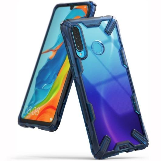 Ringke Fusion-X Θήκη Xiaomi Mi 9T Pro / Mi 9T - Blue (200-104-701)