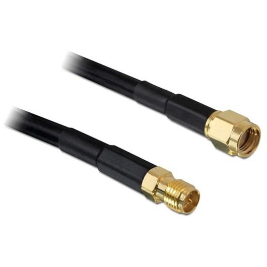 Delock Antenna Cable RP-SMA Plug > RP-SMA Jack 10m (88432)