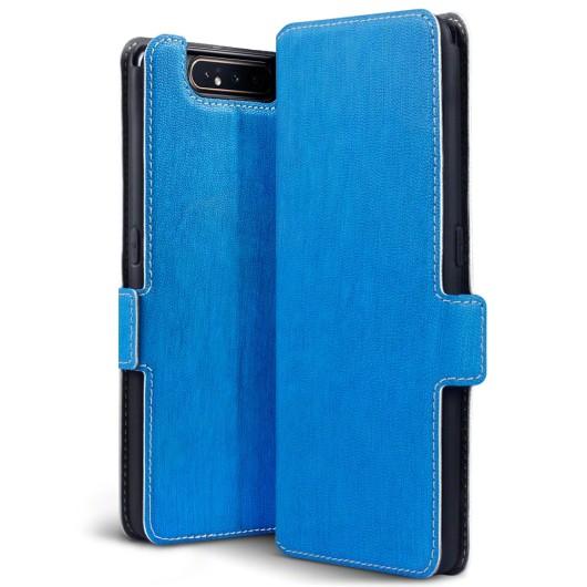 Terrapin Low Profile Θήκη - Πορτοφόλι Samsung Galaxy A80 - Light Blue (117-002a-162)