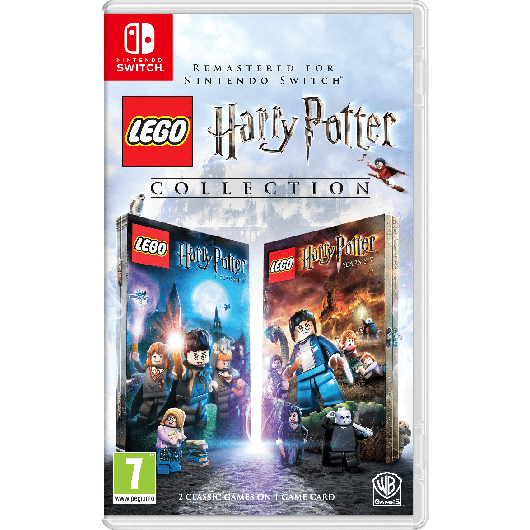 LEGO HARRY POTTER 1-7 SWITCH