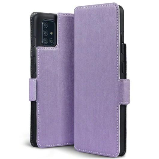 Terrapin Θήκη Πορτοφόλι Samsung Galaxy A51 - Purple (117-002a-208)