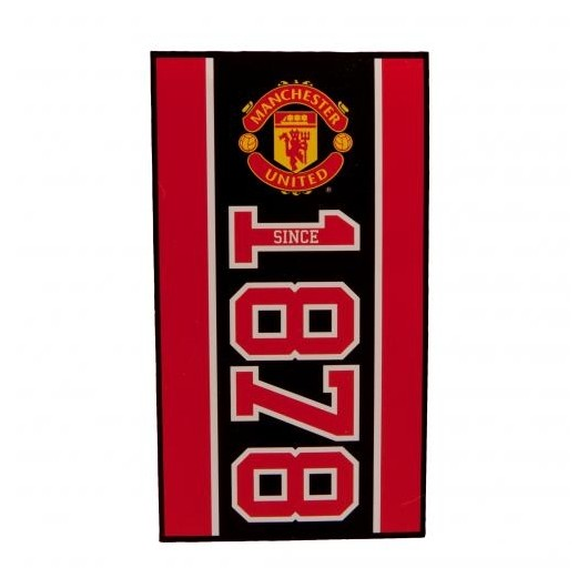 Μεγάλη Πετσέτα Manchester United F.C - επίσημο προϊόν