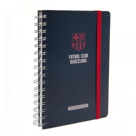 Τετράδιο Σημειώσεων Barcelona F.C - επίσημο προϊόν
