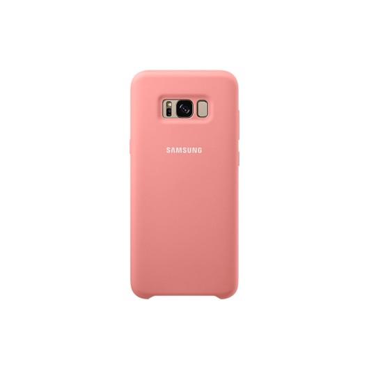 Samsung Silicone Cover Galaxy S8 Plus EF-PG955TPEGWW - Pink