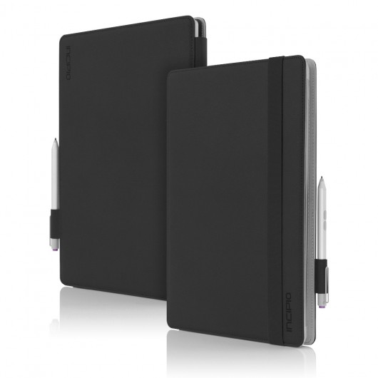 Incipio Surface Pro 3 & 4 Roosevelt Folio Black (MRSF-070-BLK)