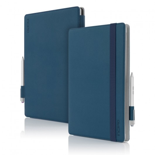 Incipio Surface Pro 3 & 4 Roosevelt Folio Blue (MRSF-070-BLU)