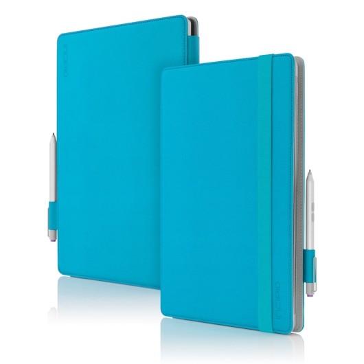 Incipio Surface Pro 3 & 4 Roosevelt Folio Cyan (MRSF-070-CYN)