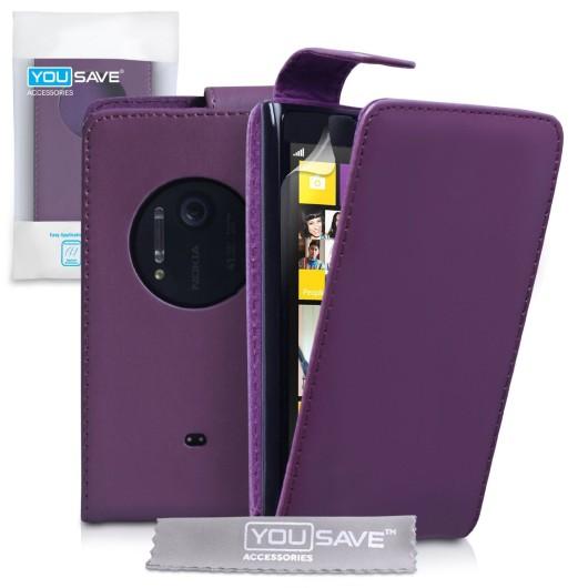 Θήκη για Nokia Lumia 1020 by YouSave Accessories μωβ