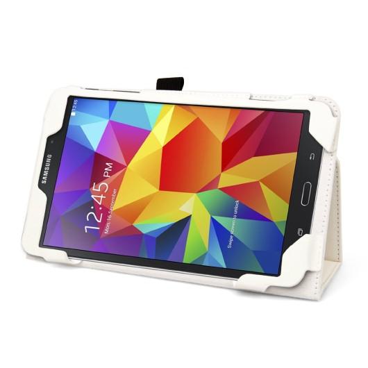 Θήκη tablet Samsung Galaxy Tab 4 8.0 λευκή