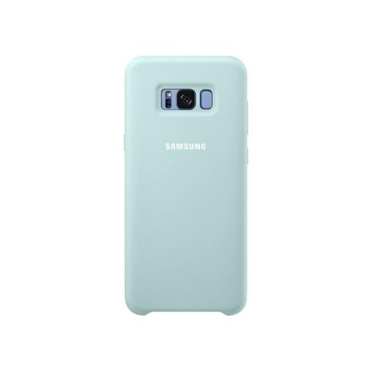 Samsung Silicone Cover Galaxy S8 Plus EF-PG955TLEGWW - Blue