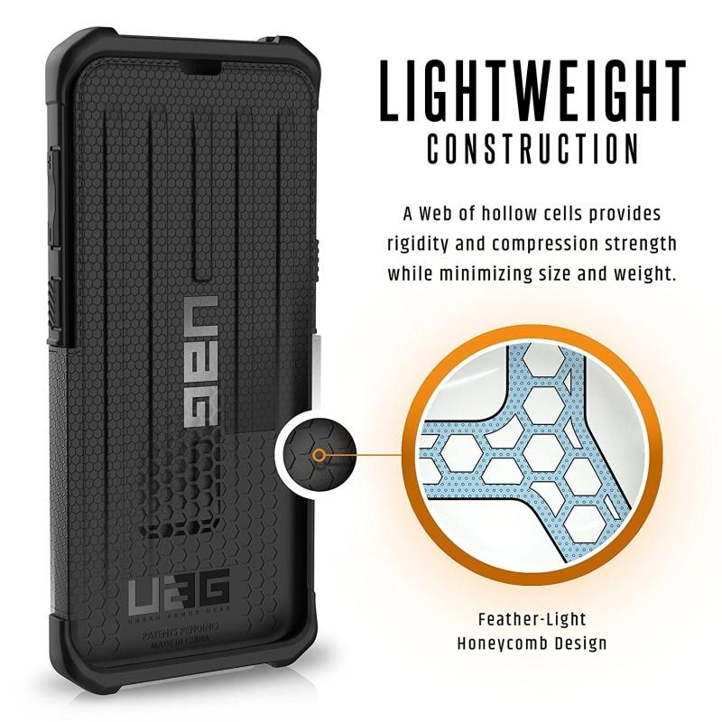 32120c56ca UAG Θήκη Πορτοφόλι Metropolis Feather-Light Rugged Samsung Galaxy S8 ...