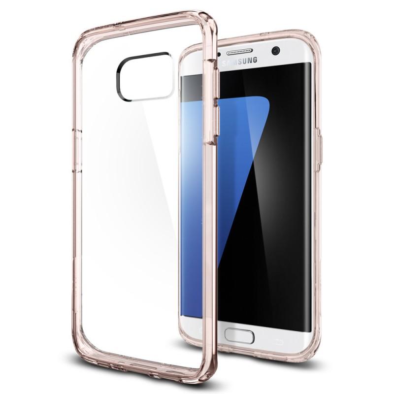 Spigen Galaxy S7 Edge Ultra Hybrid Rose Crystal (556CS20035) d8439f37a97
