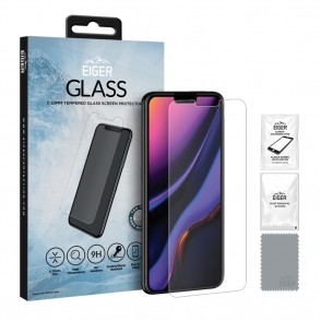 Eiger iPhone 11 2.5D GLASS Clear (EGSP00520)