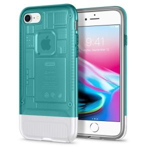 Spigen iPhone 8 / 7 Plus Classic C1 Bondi Blue (055CS24407)