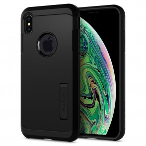 Spigen iPhone Xs Max Tough Armor Black (065CS25130)