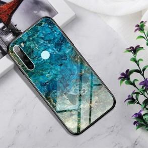 OEM Θήκη Tempered Glass Xiaomi Redmi Note 8 - Blue (200-104-583)