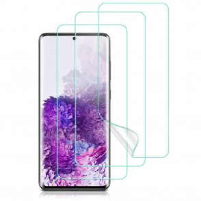 ESR Liquid Skin Full Cover Film Screen Protector Galaxy S20 Plus (3-Pack) (200-105-166)