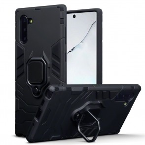 Terrapin Ανθεκτική Dual Layer Θήκη Samsung Galaxy Note 10 - Black (131-002-188)