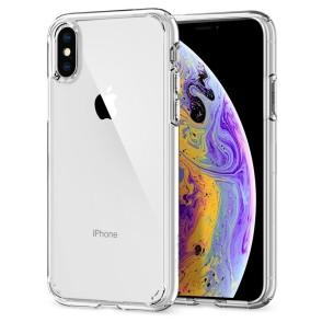 Spigen iPhone X / Xs Ultra Hybrid Crystal Clear (063CS25115)